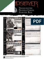 Troglodytes ProfileCards StarterBox