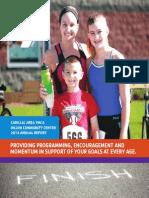 YMCA Annual Report 2014