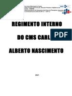 Regimento Interno CMS CAN 2015