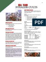 Kill Team List - Genestealer Cults v1.1