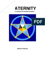 Fraternity-Costruire Insieme Una Societa' Armonica