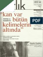Varlık Yayınları Varlık(2003)