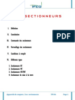 Sectionneurs