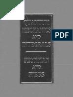 R. Feynman, A. Hibbs - Quantum Mechanics and Path Integrals