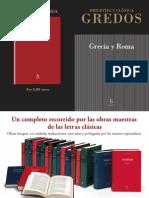 Catálogo Gredos