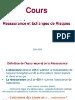 Cours_Réassurance Et Echanges de Risques
