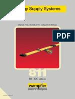811 - Single Pole Insulated Conductor Rail