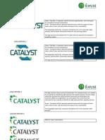 Catalyst Logo Option
