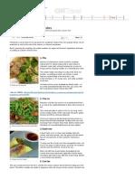 40 Vietnamese Foods
