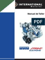 MWM Manual Taller Sprint