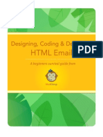 HTML Email Design
