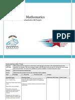 sixth grade mathematics