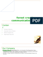 Forest Profiling 1