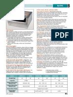Equipo de Enfriamiento Microbiologico Especificaciones Tecnicas