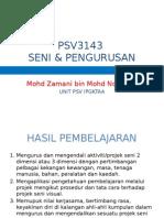 Psv3143 Seni & Pengurusan