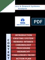 TCS Reward Analysis