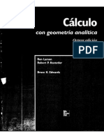 Calculo Vol 1Larsson 8 Edicion