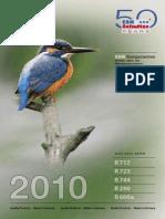 ESK Catalogo Del 2010