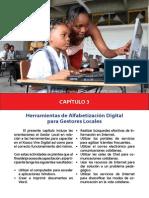 Cap 3 - Cartilla Gestores - Alfabetización Digital