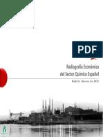 Radiografia Sector Quimico Datos Cierre 2012