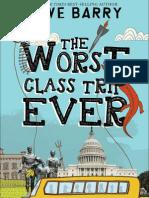 The Worst Class Trip Ever excerpt