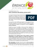 Avec Cohérence Socialiste Prenez Parti - Poitiers 2015