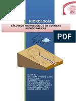 Informe de Hidrologia Terminado222