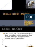 Indian Stock Exchange Final