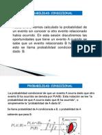 Clase 08 - Probabilidad Condicional, Probabilidad Total, Teorema de Bayes, Eventos Independientes