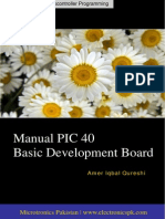 Basic PIC 40 Development Board