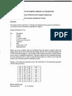 8-Parity Generator and Detector