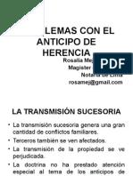 Problemas de Anticipo de Herencia.ppt