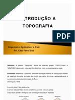 Apostila de Topografia ( Professor Eder)