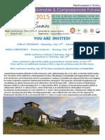 AMGK Invitation July 2015