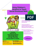 Supporting Social Emotional Development Through Literacy