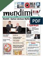 Gazeta Mendimi 28
