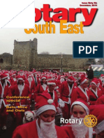 Rotary South East Magazine - Issue 66 December 2014