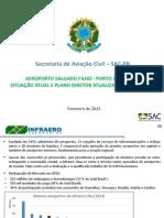 Ministro Eliseu Padilha - Apresentação Aeroporto Salgado Filho