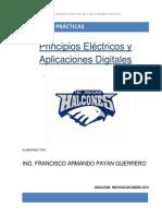 Manual de Practicas Principios Electricos y Aplicaciones Digitales