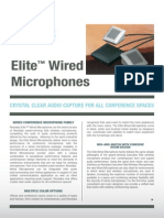 111914 Elite Wired Microphones Lowres (1)