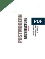 POSTMODERN  ARCHITECTURE.pdf