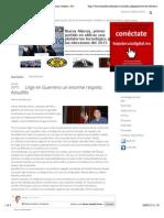 05-02-15 Hoja de Ruta Digital - Urge en Guerrero Un Enorme Respeto