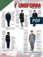 2009 uniform poster