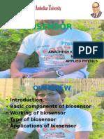 presentation1 biosensor