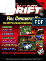 Drift Conversion Brochure