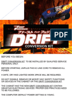 Drift Conversion Manual (1)