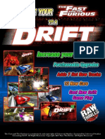 Drift Upgrade Brochure