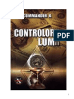 Commander X - Controlorii Lumii-autor Emil Strainu
