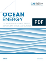 IRENA Ocean Energy Report 2014 PATENTS