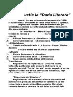 5.Introductie La Dacia Literara